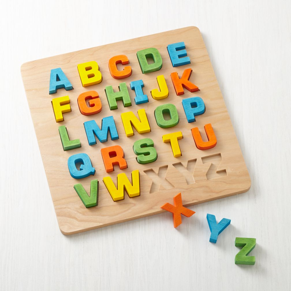 Letters Entertain You Puzzle