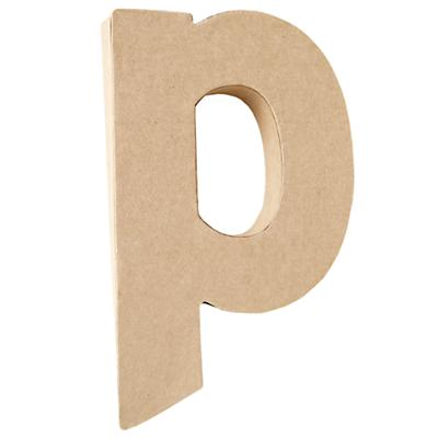 P Crafty Kraft Paper Letter