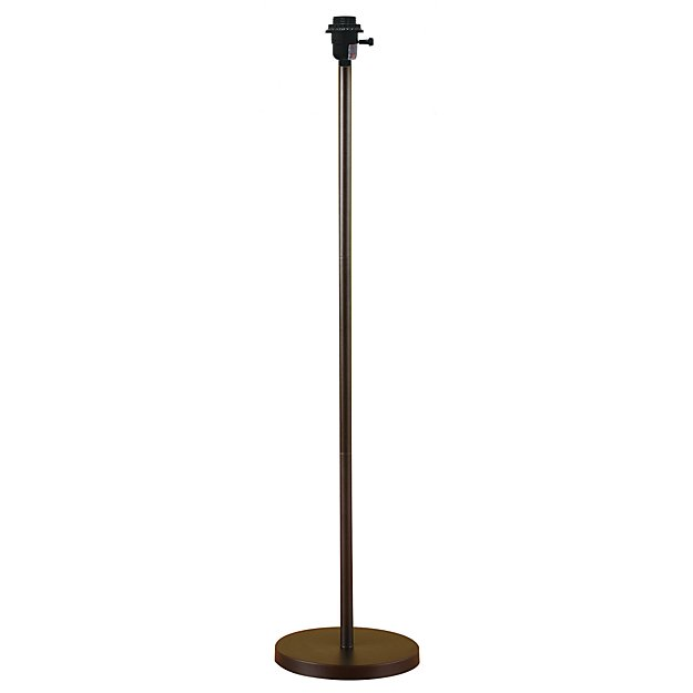 Mix and Match Graphite Floor Lamp Base