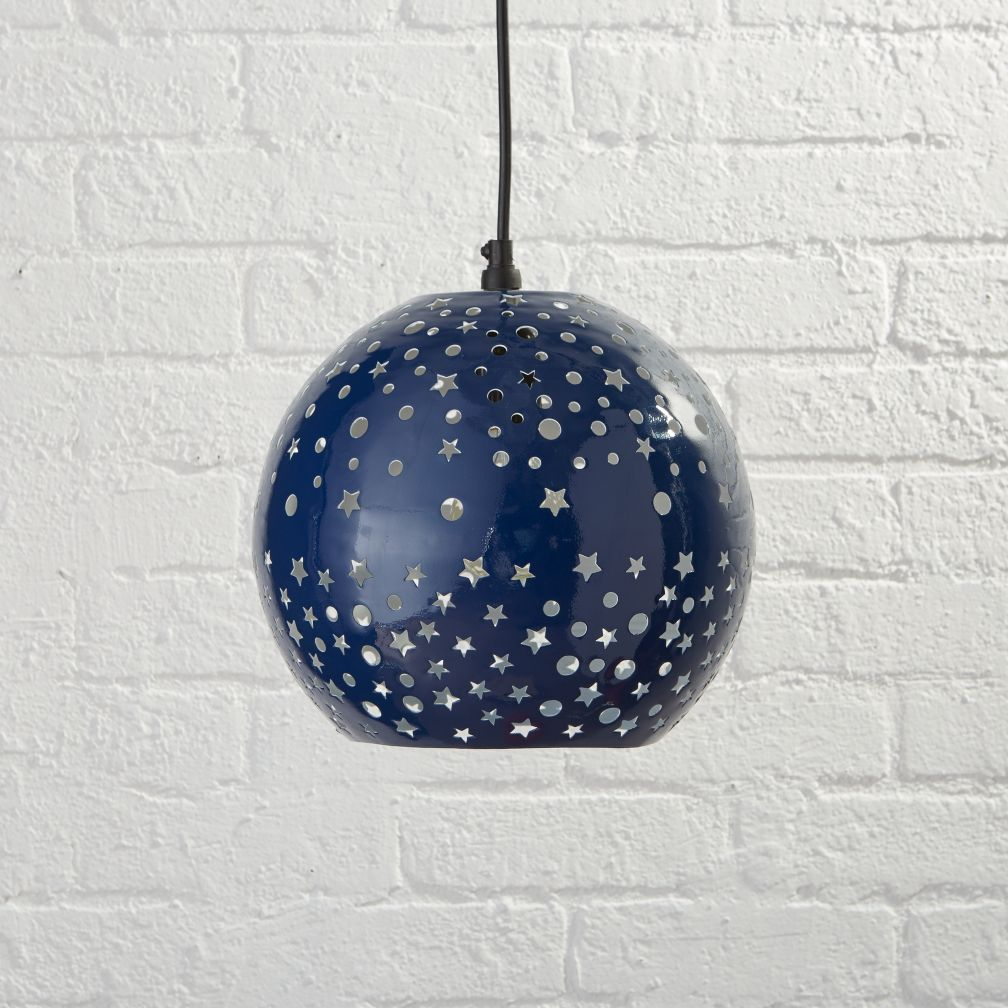 Star and Dot Pendant & Kids Ceiling u0026 Wall Lights: Pendants u0026 More | The Land of Nod azcodes.com