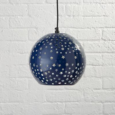 Star and Dot Pendant