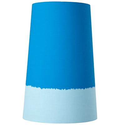 Lighten Up Floor Lamp Shade (Blue)