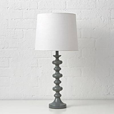 Jenny Lind Table Lamp (Grey)