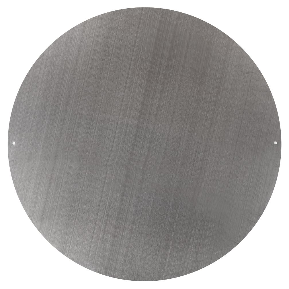 """Perfect Circle 16"""" Magnet Board (Silver)"""