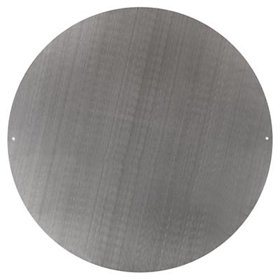"Perfect Circle 16"" Magnet Board (Silver)"