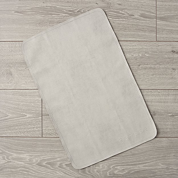 Gathre Grey Changing Mat