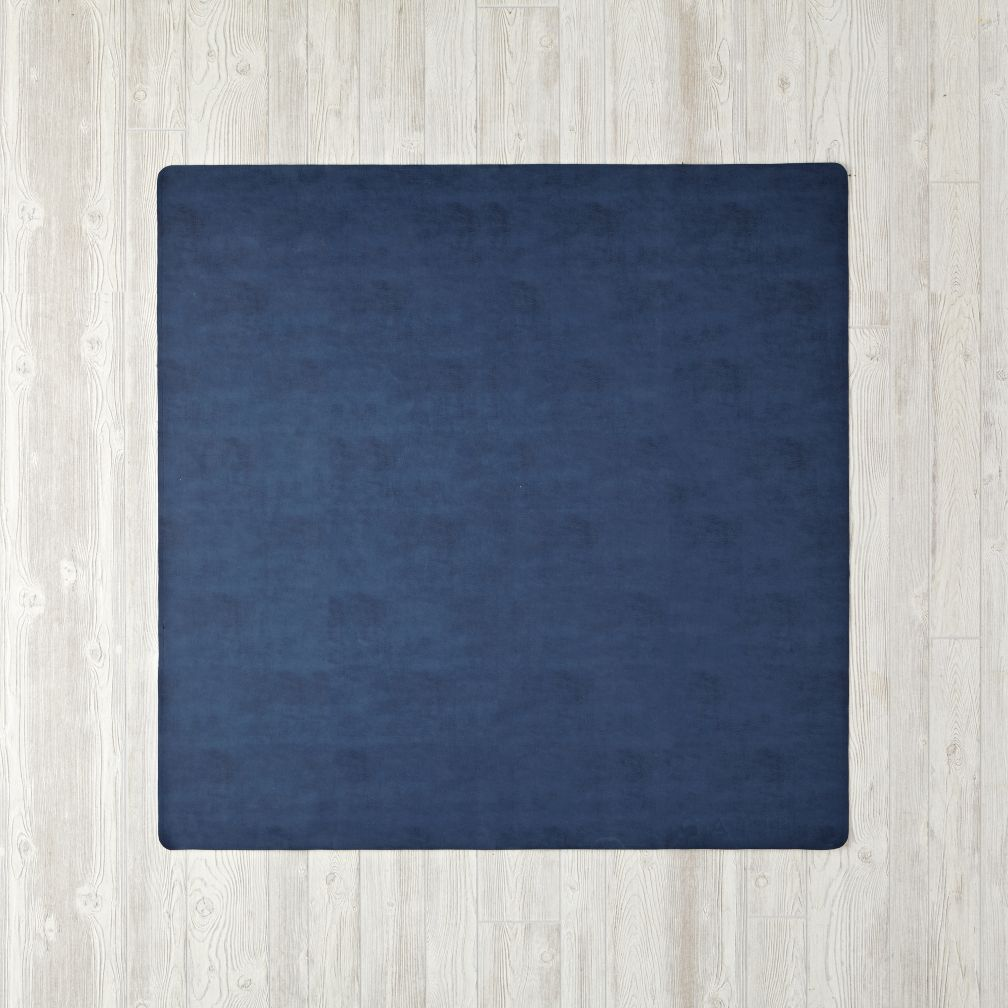 Midi Gathre Mat (Navy)