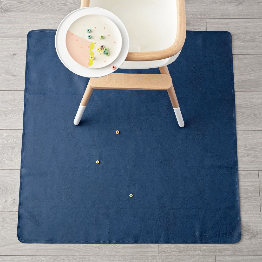 Gathre Navy High Chair Mat