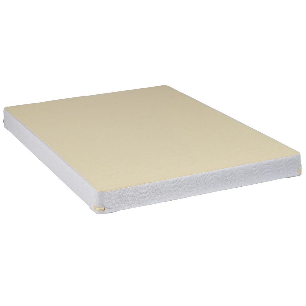Twin Simmons Euro Top Mattress The Land Of Nod