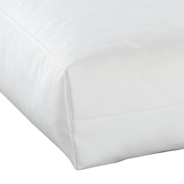 - Naturepedic No-Compromise ™ Organic Lightweight Crib Mattress