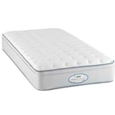 Twin Simmons Euro Top Mattress