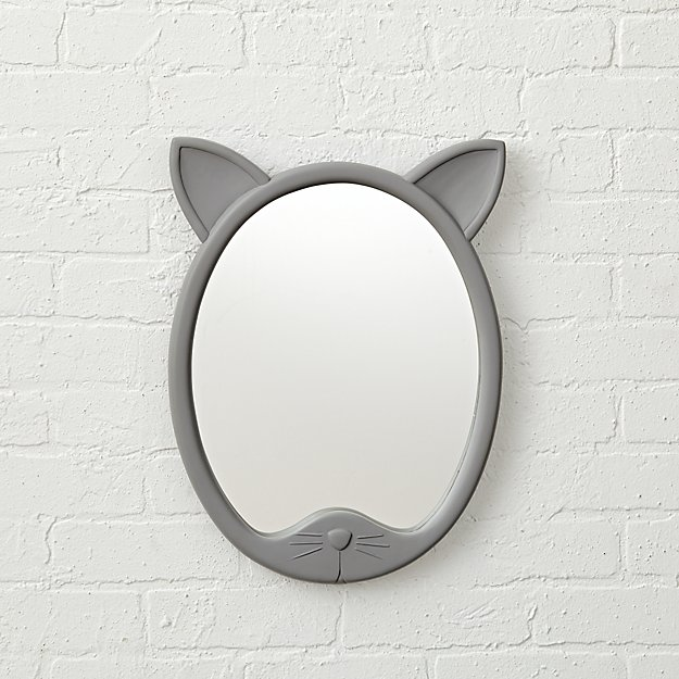 Kitty Cat Mirror