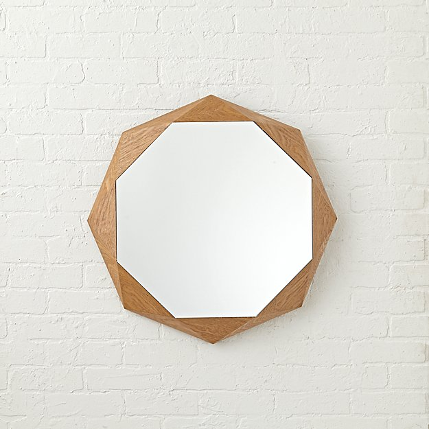 Naturally Faceted Mirror