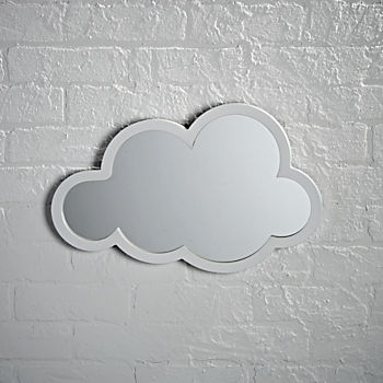 Cloudburst Wall Mirror