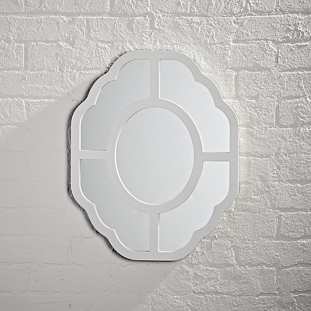 Interlace Wall Mirror