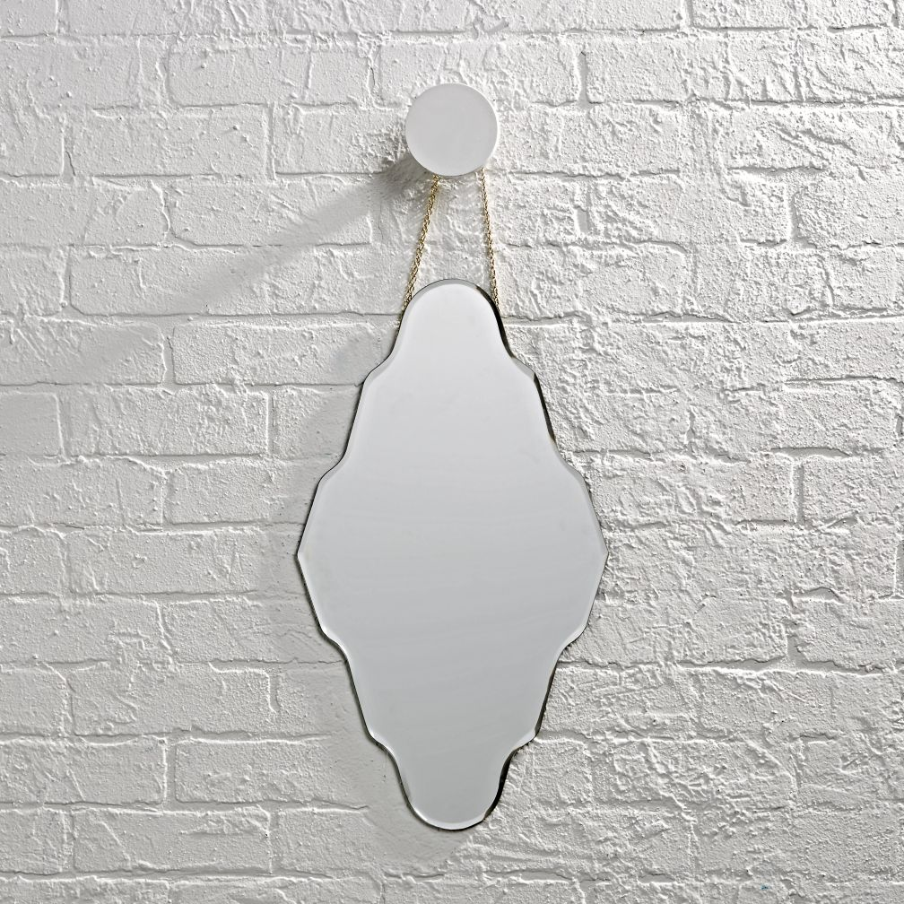 Looking Glass Diamond Mirror