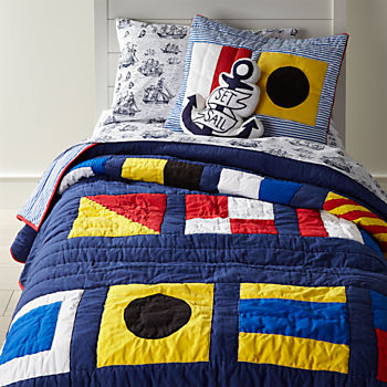 Kids Quilts & Comforters: Twin, Full & Queen | The Land of Nod : kids quilt - Adamdwight.com