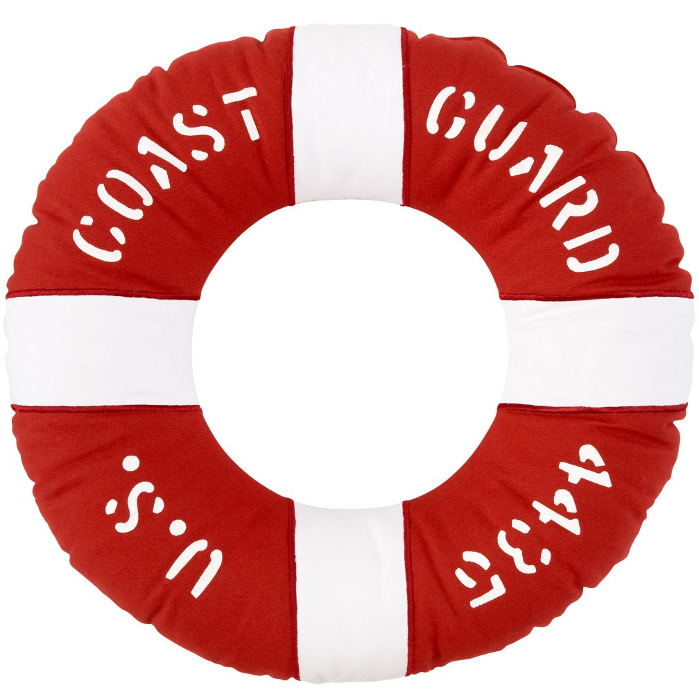 Life Preserver Throw Pillow The Land Of Nod