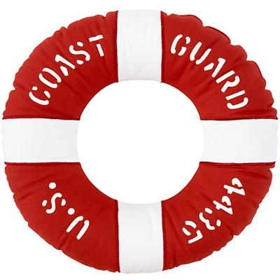Life Preserver Throw Pillow