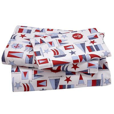 Nodical Nautical Sheet Set (Twin)