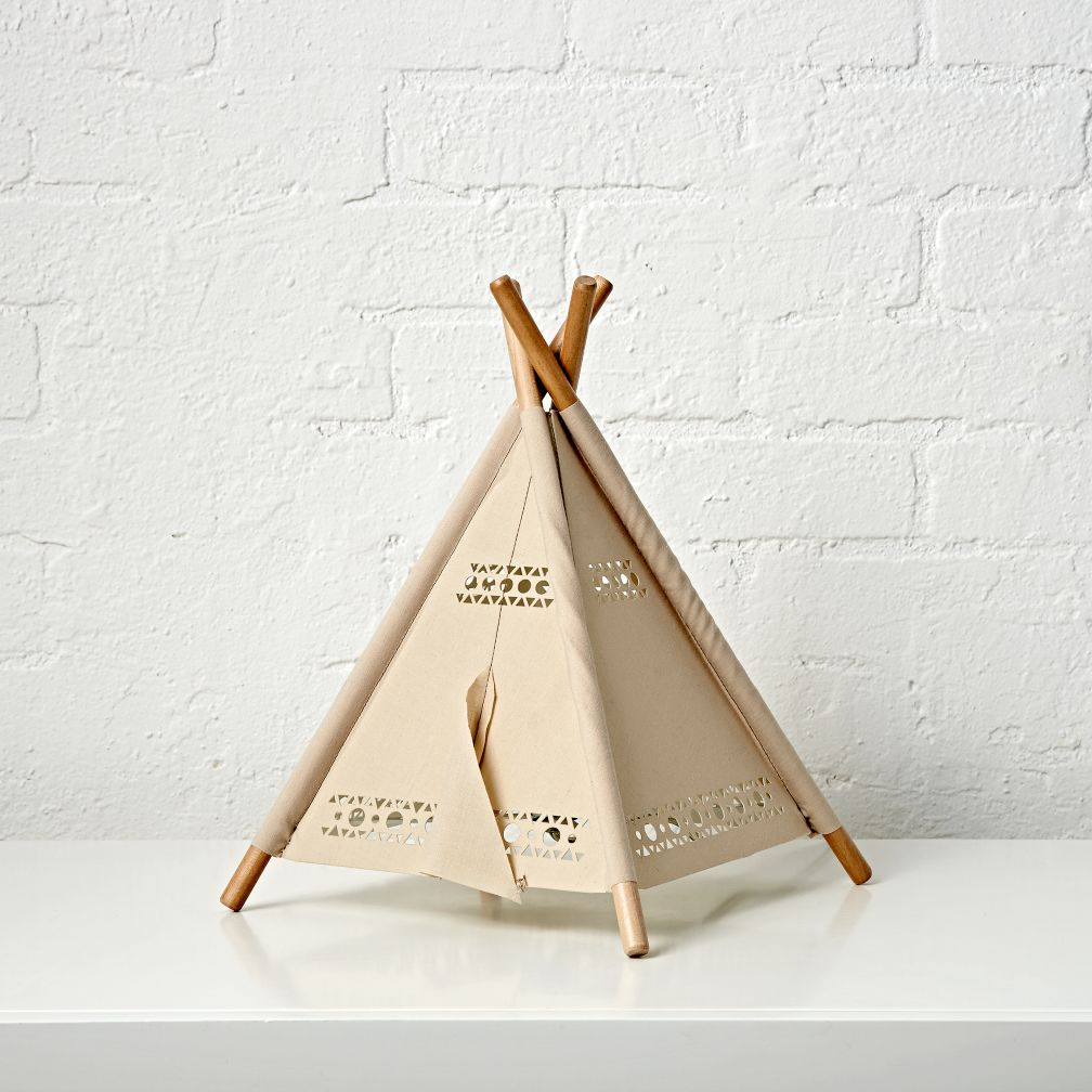 Teepee Night Light