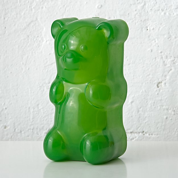 Gummy Bear Night Light (Green)