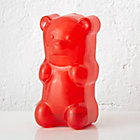 Red Gummy Bear Night Light
