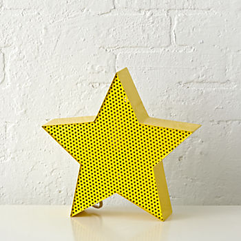 Pop Icon Night Light (Star)