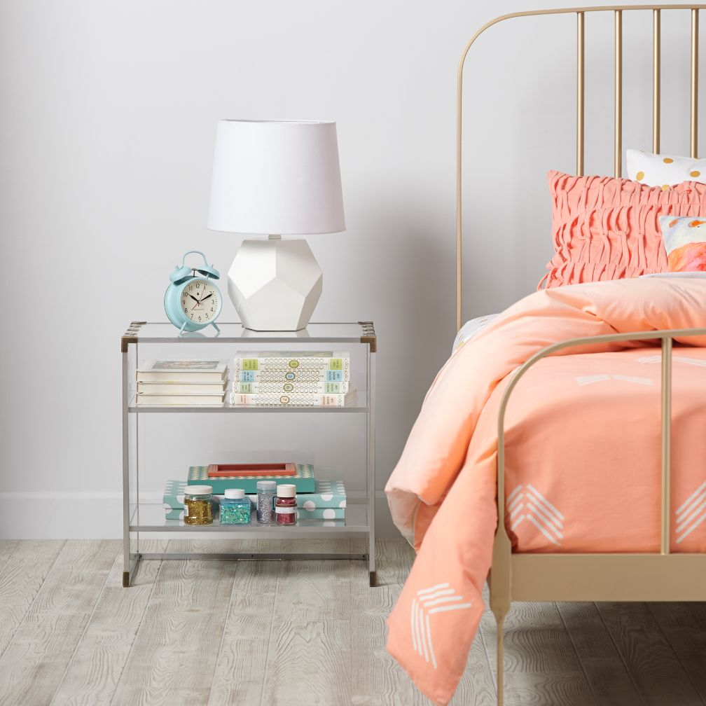 Kids Bedroom Nightstands kids nightstands & bedside tables | the land of nod