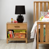Cargo Nightstand (Natural)