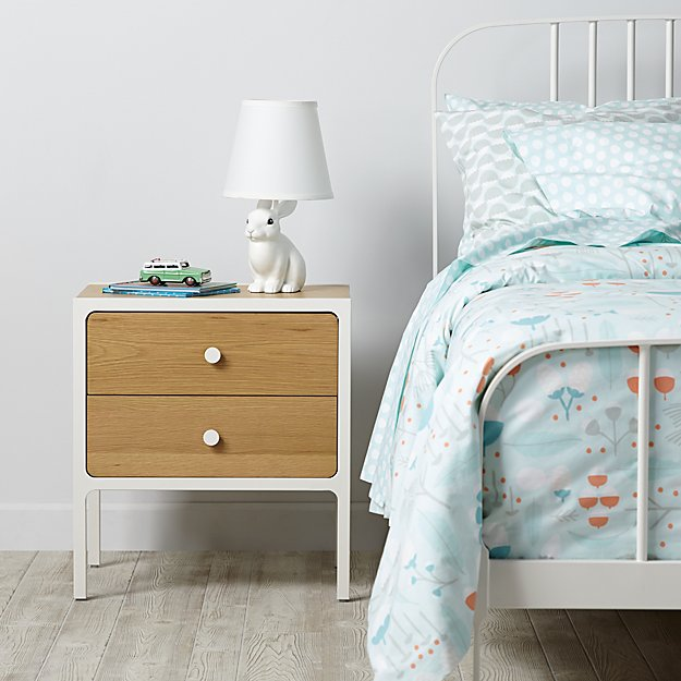 Larkin Nightstand (White)