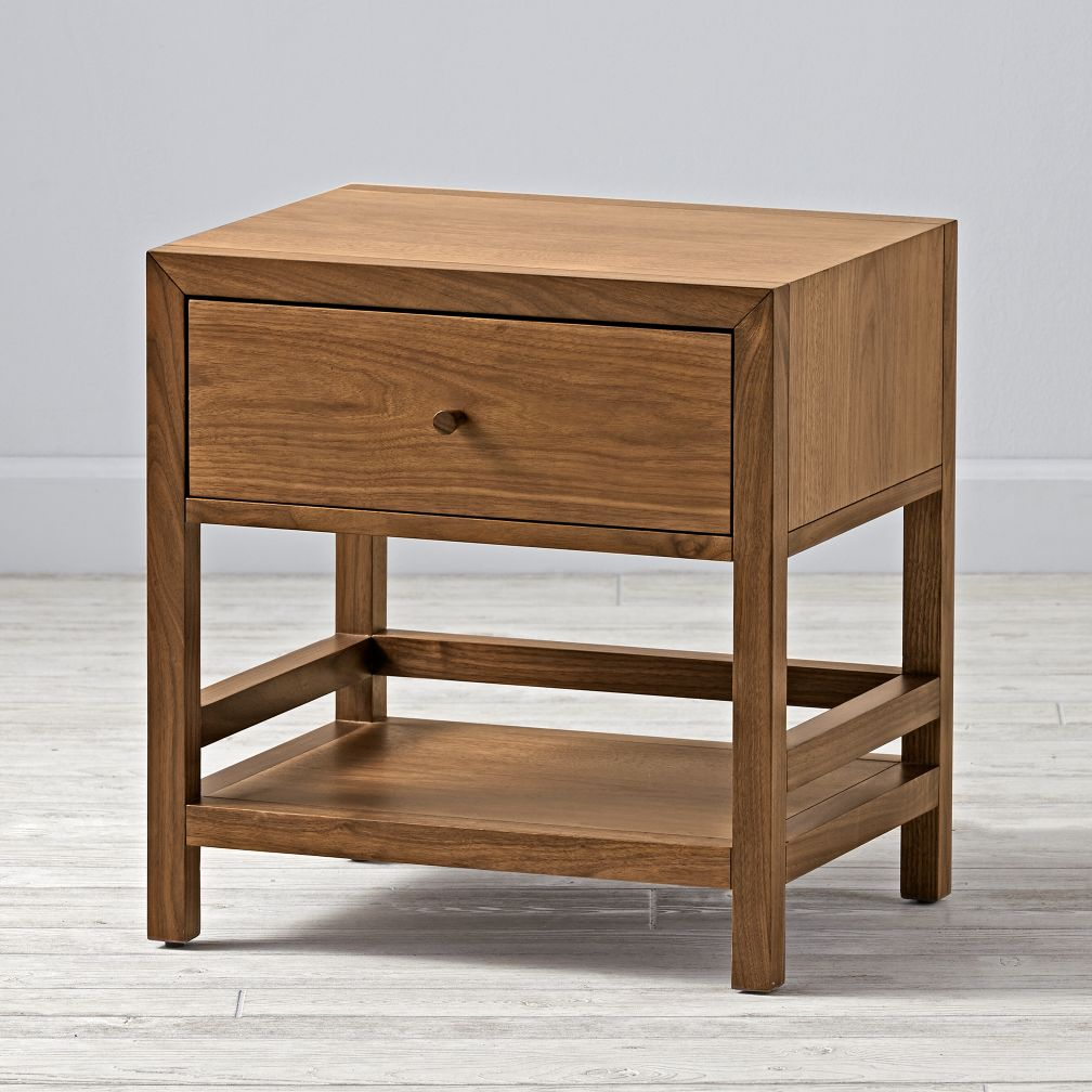 Taylor Walnut Nightstand