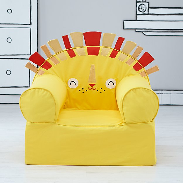 Large Lion Nod Chair