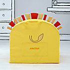 Personalized Yellow Lion Nod Chair(Includes Cover and Insert)