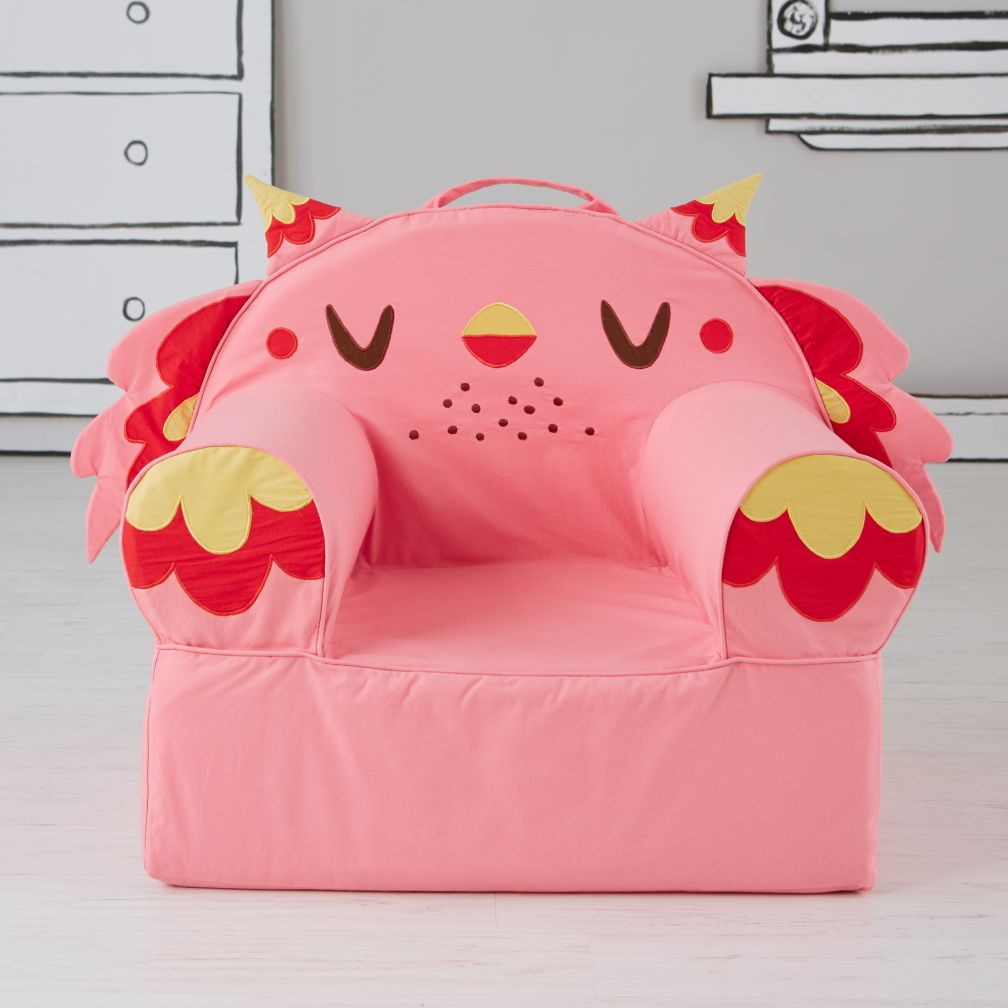 Large Owl Nod Chair