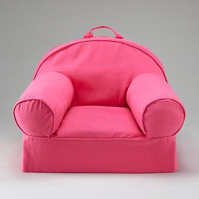 Pink Nod Chair Cover