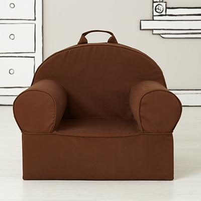 Large Brown Nod Chair Cover