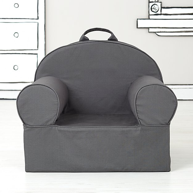 Large Grey Nod Chair Cover
