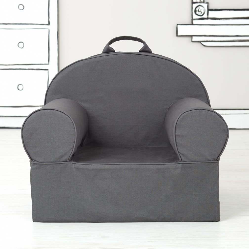 Large Grey Nod Chair