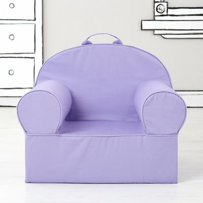 Large Lavender Nod Chair Cover