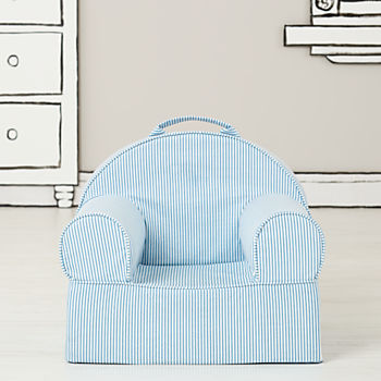 Entry Level Nod Chair (Blue Stripe)