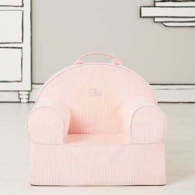 Entry Level Personalized Nod Chair Cover (Pink Stripe)