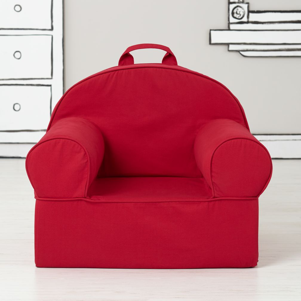 Executive Nod Chair Cover (Red)
