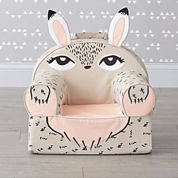 Small Baby Bunny Nod Chair