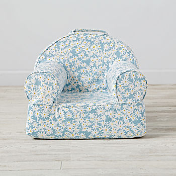 Small Daisy Nod Chair Cover