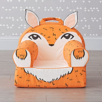Small Baby Fox Nod Chair