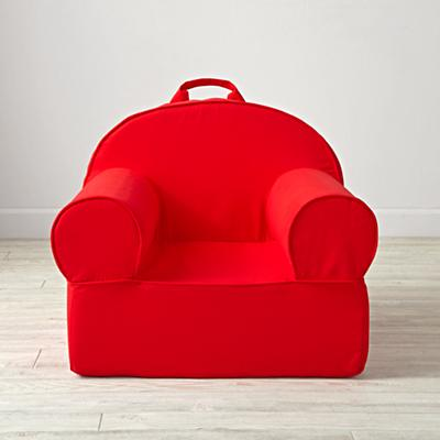 Large Red Nod Chair Cover