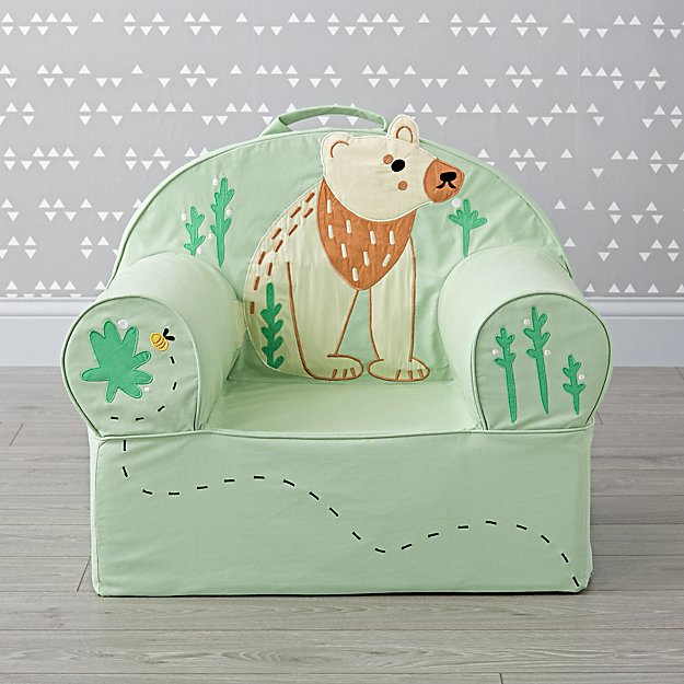 Large Baby Bear Nod Chair