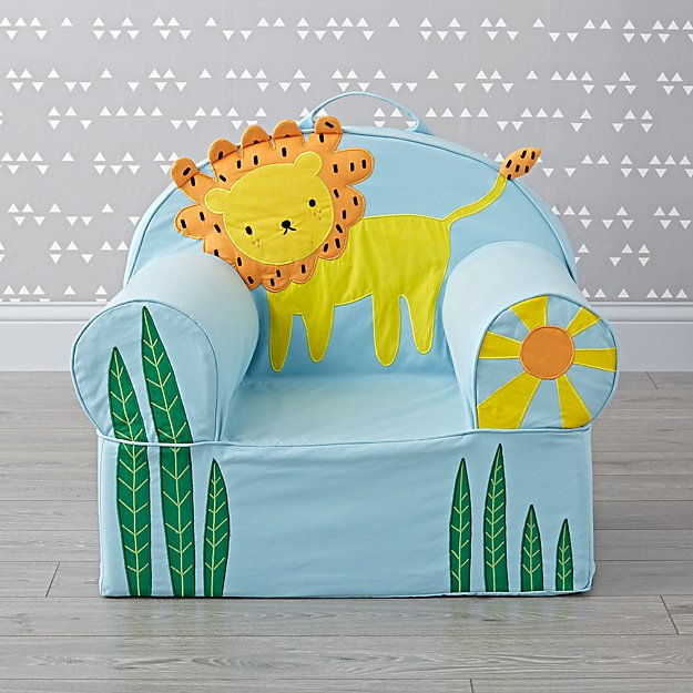 Large Little Lion Nod Chair