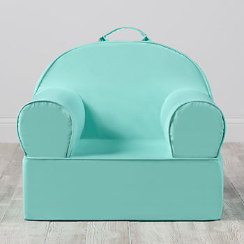 Large Mint Nod Chair